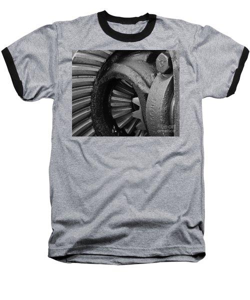 Ring And Pinion Bw Baseball T-Shirt