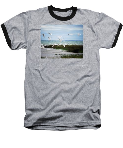 The Magic Of Flight Baseball T-Shirt