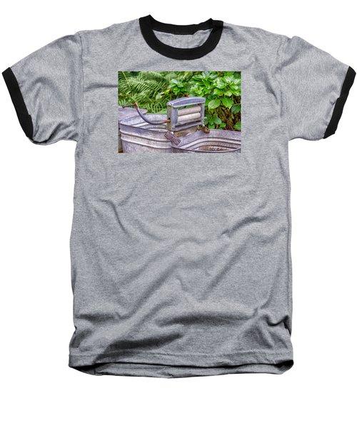 Ringer Wsher Baseball T-Shirt