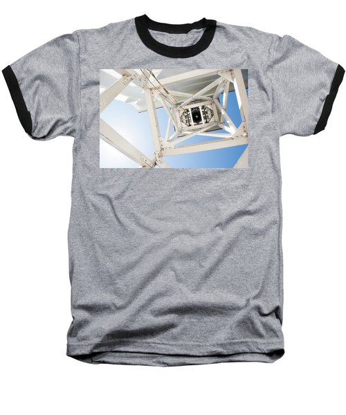 Baseball T-Shirt featuring the photograph Ringing Of The Chapel Bell by Parker Cunningham