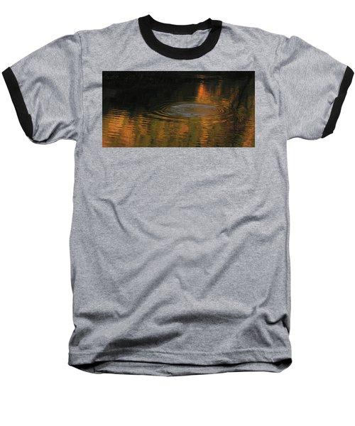 Rings And Reflections Baseball T-Shirt