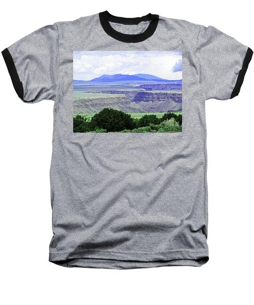 Rio Grande Gorge Baseball T-Shirt
