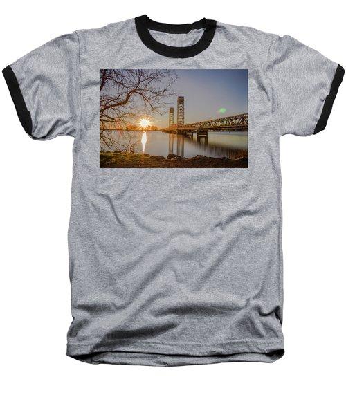 Rio Vista Morning Baseball T-Shirt