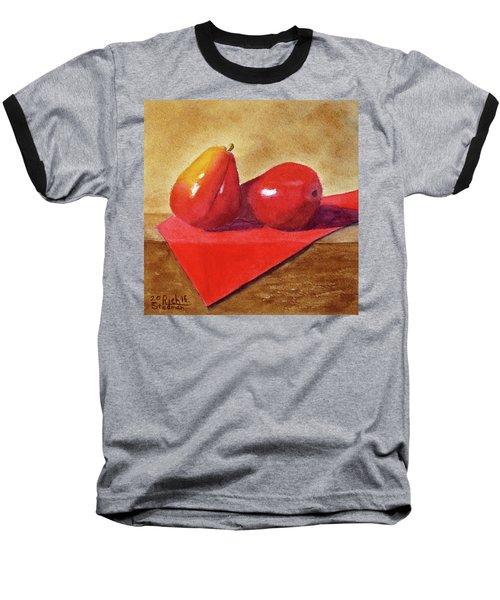 Ripe For The Eating Baseball T-Shirt