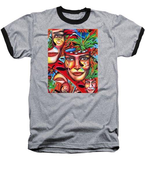 Ripening Of A Lucid Psyche Baseball T-Shirt