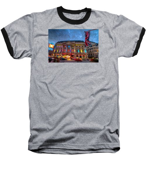 Ripley's At Piccadilly Circus Baseball T-Shirt