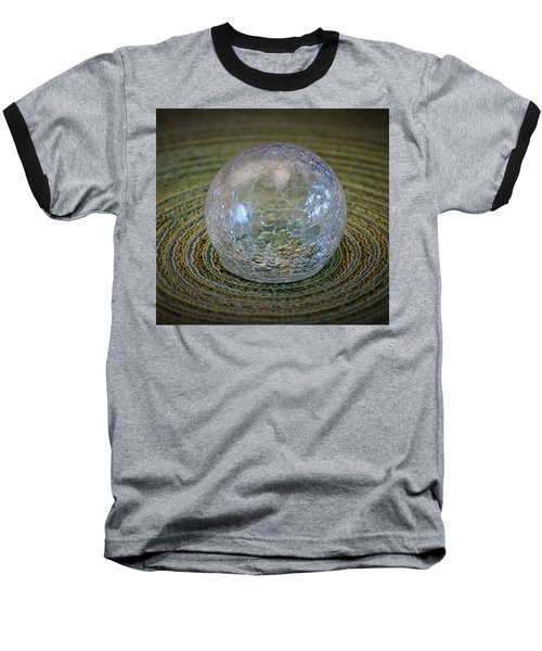 Baseball T-Shirt featuring the photograph Ripple Effect by John Glass