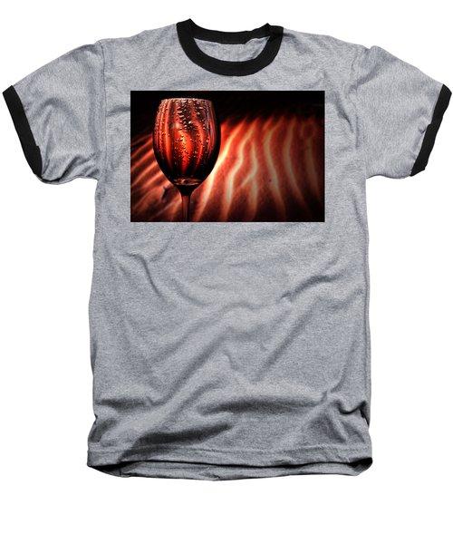 Ripples And Droplets Baseball T-Shirt