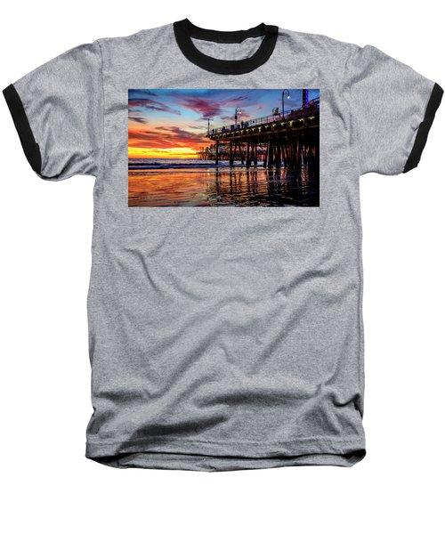 Ripples And Reflections Baseball T-Shirt