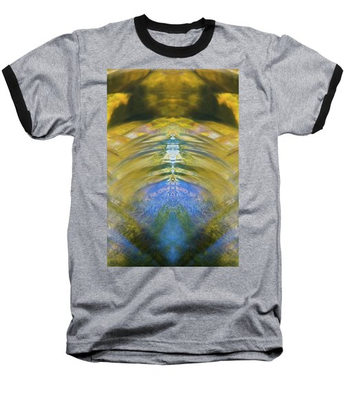 Ripples Of Bell Rocks Baseball T-Shirt