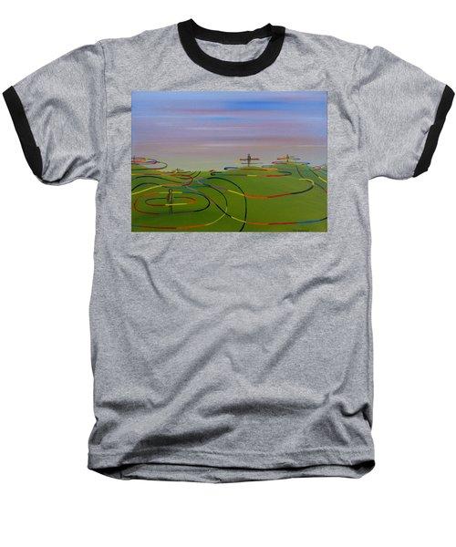 Ripples Of Life 1.2 Baseball T-Shirt