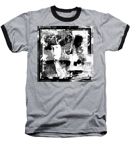Baseball T-Shirt featuring the photograph Rise Above And Write  by Danica Radman