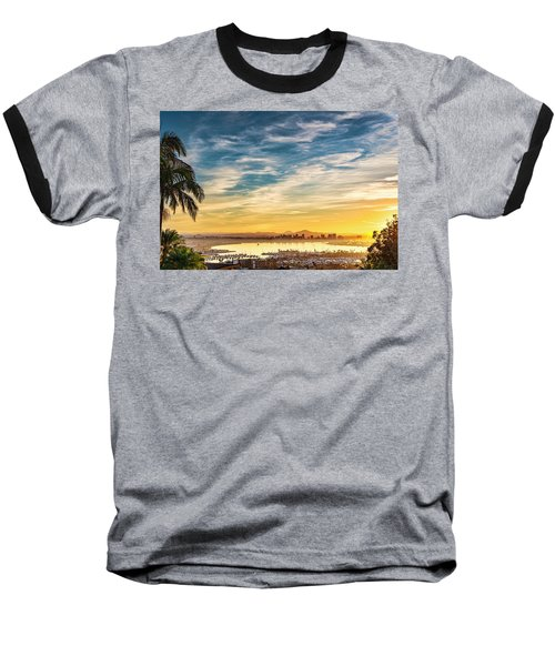 Rise And Shine Baseball T-Shirt