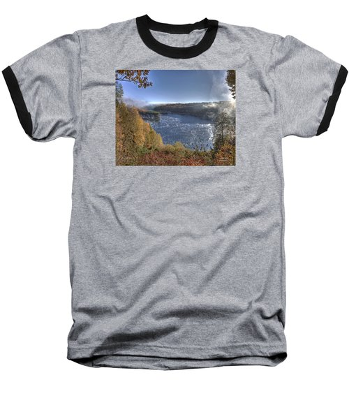 Rise And Shine Baseball T-Shirt by Mark Allen