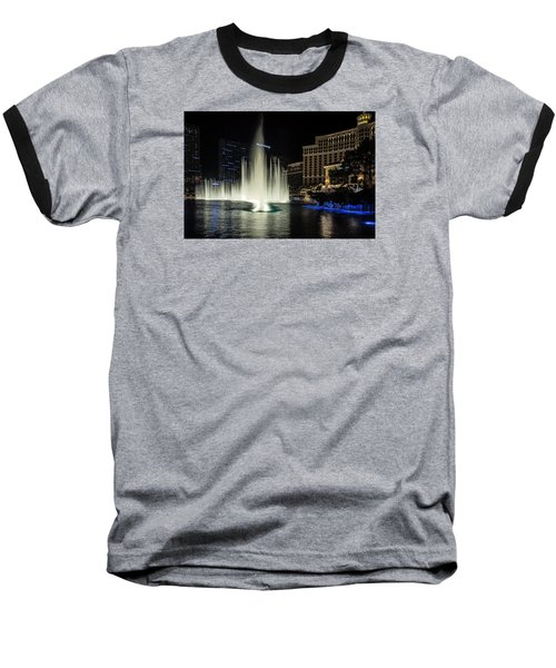 Rise Baseball T-Shirt by Michael Rogers