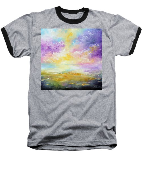 Rising Joy Baseball T-Shirt