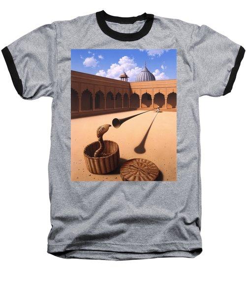 Risk Management Baseball T-Shirt