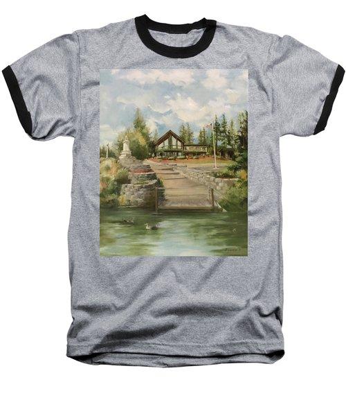 Rita's House Baseball T-Shirt