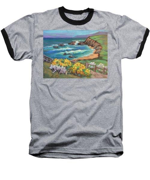 Ritz Carlton At Half Moon Bay Baseball T-Shirt