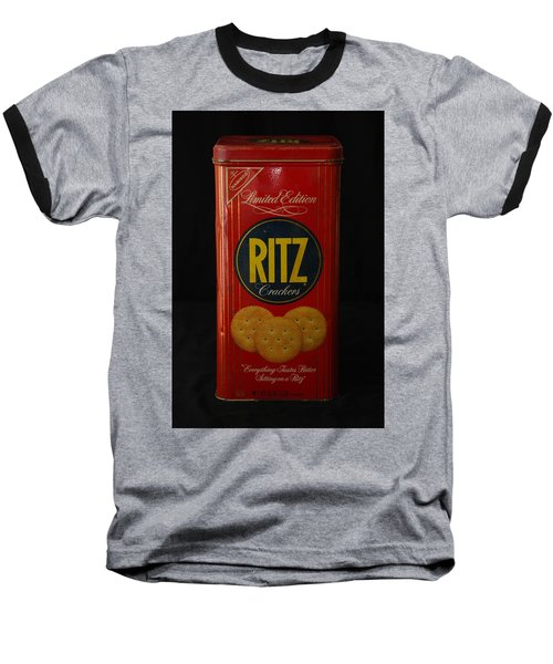 Ritz Crackers Baseball T-Shirt