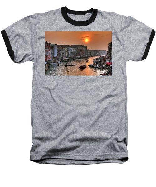 Riva Del Ferro. Venezia Baseball T-Shirt
