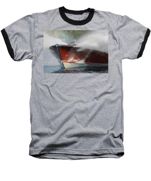Riva Splash Baseball T-Shirt