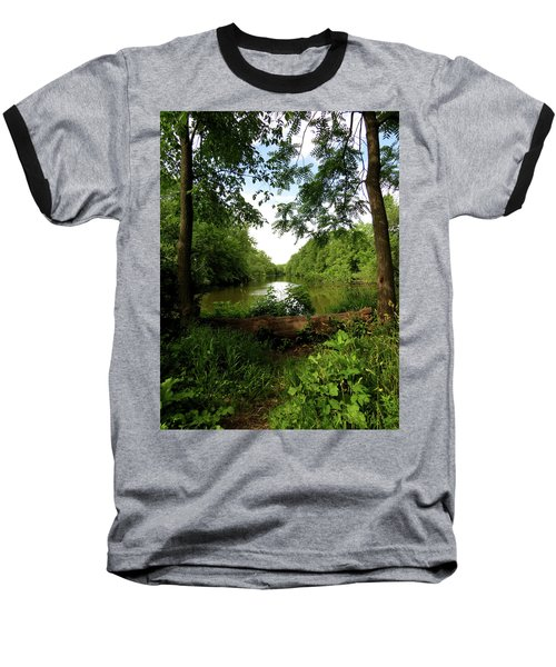 River Bend Seating Baseball T-Shirt