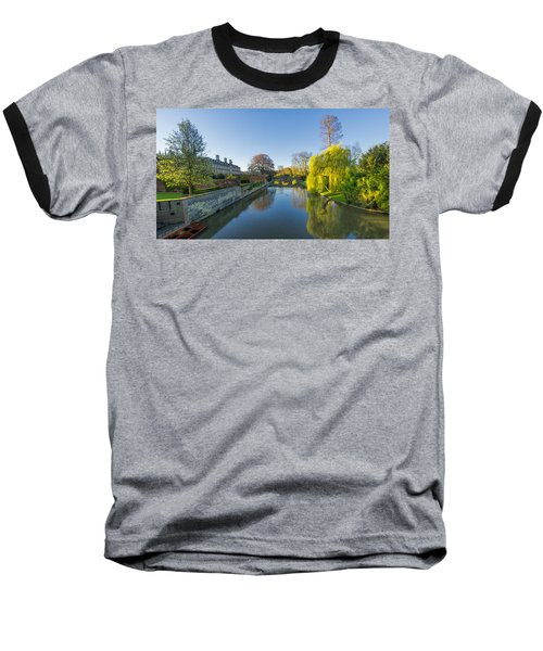 River Cam Baseball T-Shirt