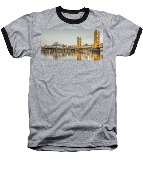 River City Waterfront Baseball T-Shirt