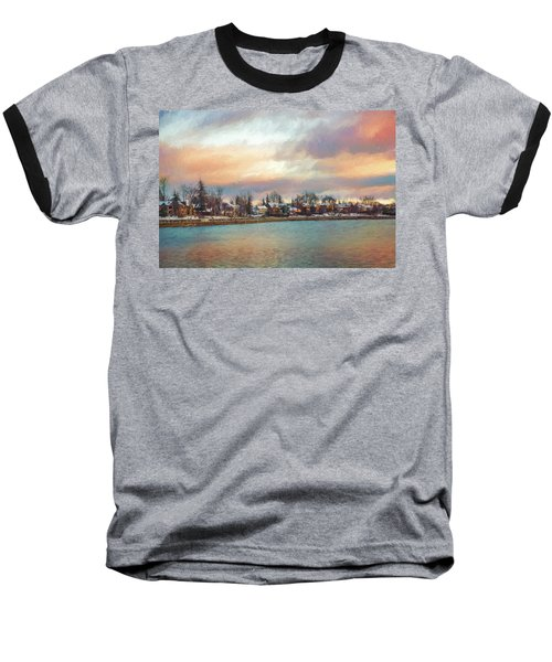 River Dream Baseball T-Shirt