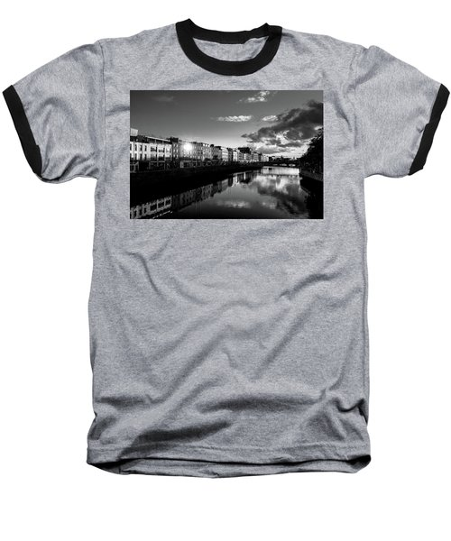 River Liffey Baseball T-Shirt