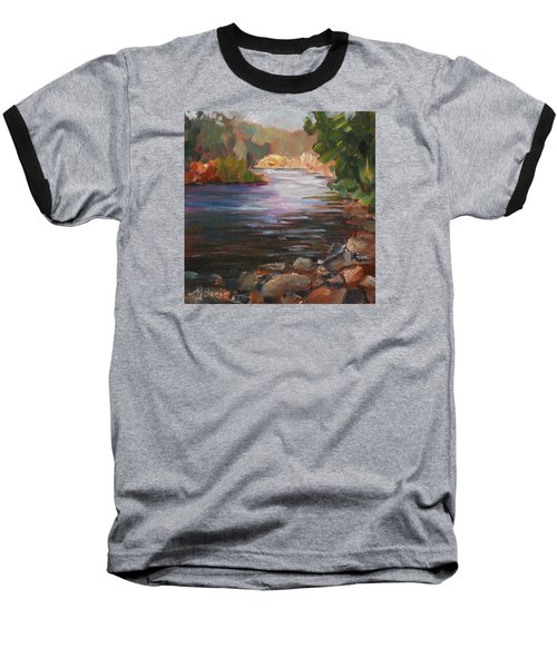 River Light Baseball T-Shirt