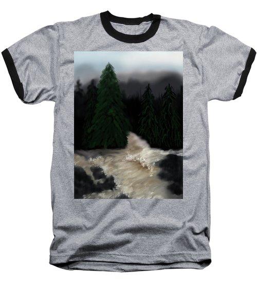 River North Carolina  Baseball T-Shirt