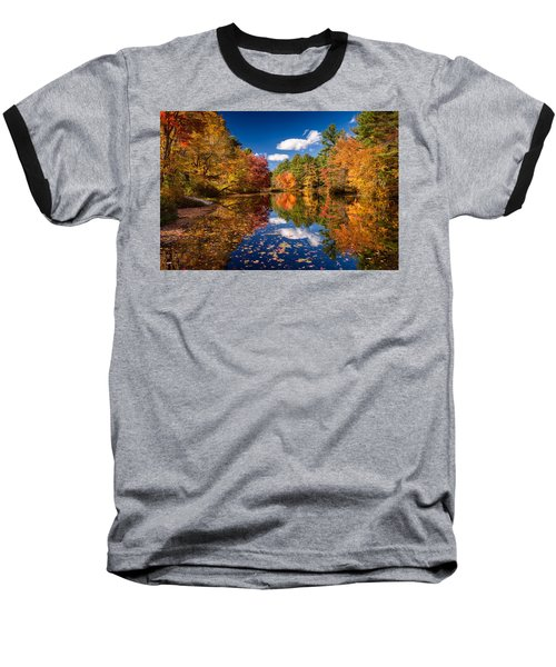 River Mirage Baseball T-Shirt
