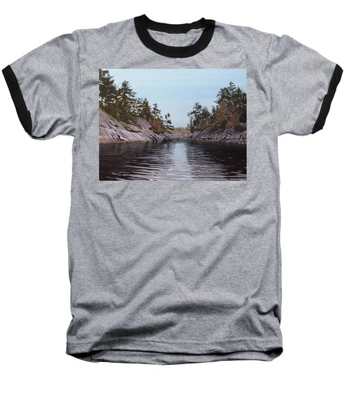 River Narrows Baseball T-Shirt