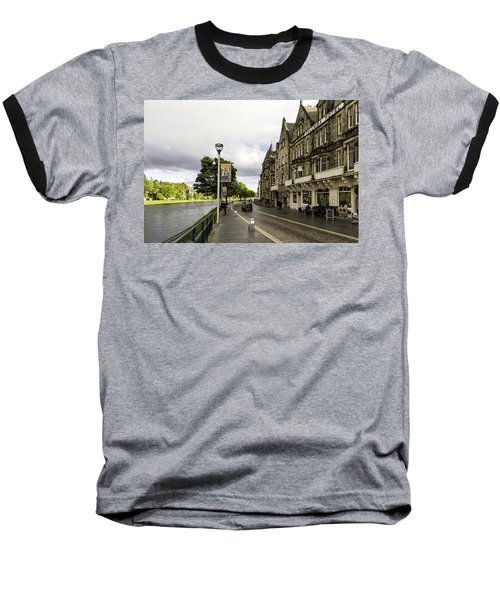 River Ness Baseball T-Shirt
