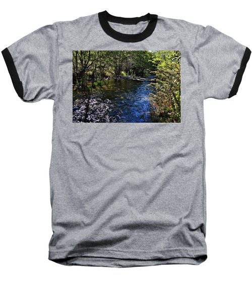 River Of Peace Baseball T-Shirt