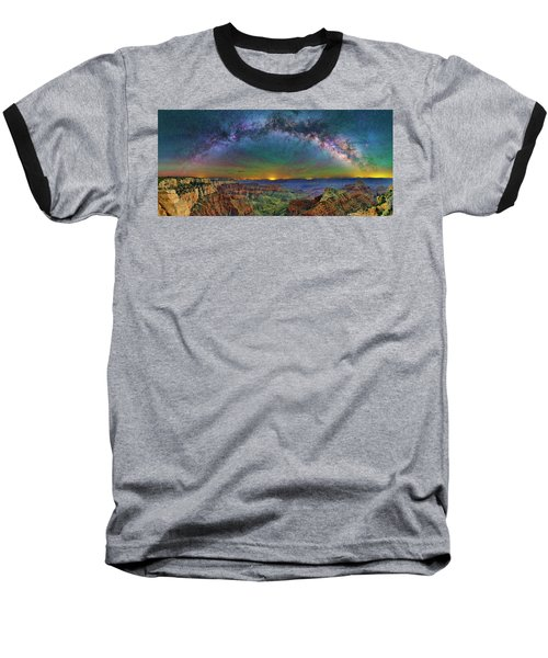 River Of Stars Baseball T-Shirt
