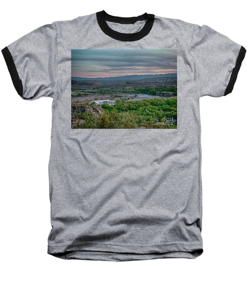 River Overlook Baseball T-Shirt