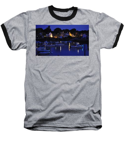 River Reflections Rirep Baseball T-Shirt