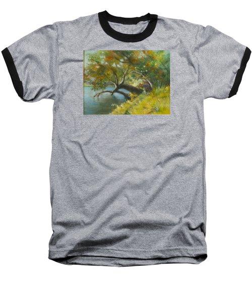 River Reverie Baseball T-Shirt