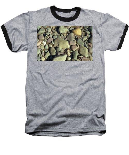 River Rock Baseball T-Shirt