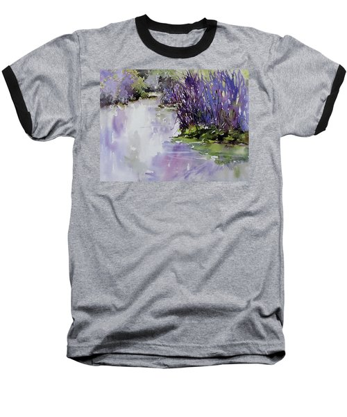 River Seduction Baseball T-Shirt