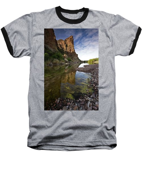 River Serenity Baseball T-Shirt