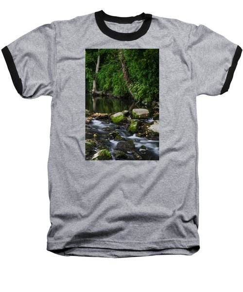 River Tolka Baseball T-Shirt