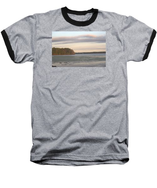 River View Baseball T-Shirt