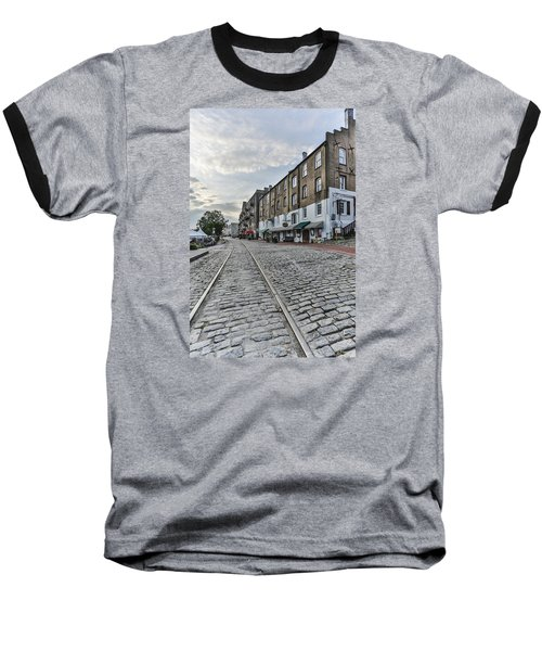 River Walk Baseball T-Shirt