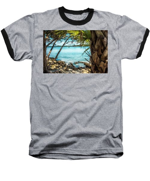 River Wilderness Baseball T-Shirt