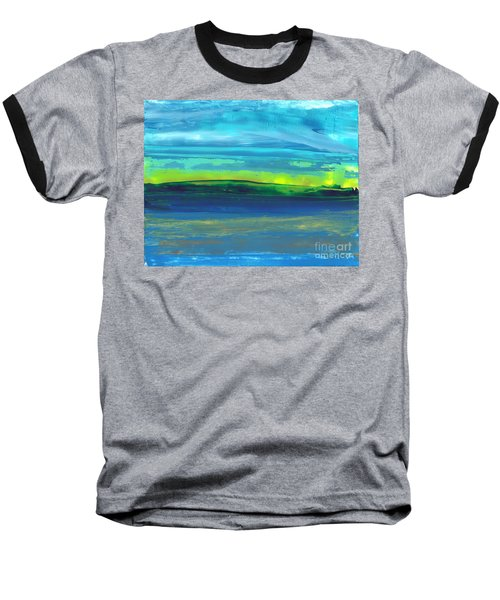 Riverbank Green Baseball T-Shirt