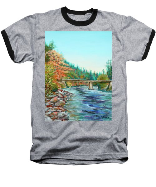 Riverdance Baseball T-Shirt